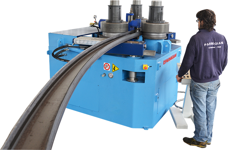 Angle Roll, Angle Roll Machine, Section bending rolls, Profile bending machine, Tube bending machine, beams bending machine, bender